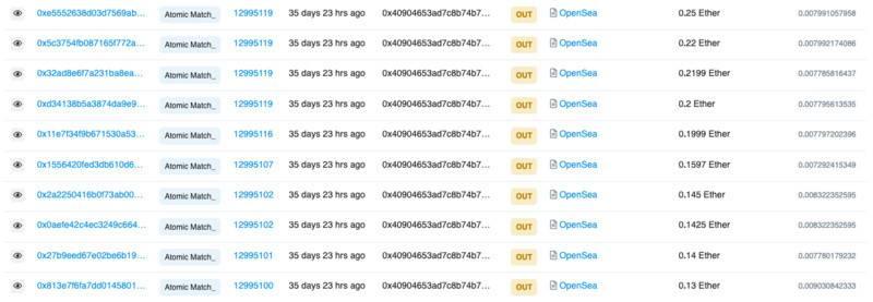 OpenSea 高管被質疑「老鼠倉」獲利,社區在鏈上發現了蛛絲馬跡